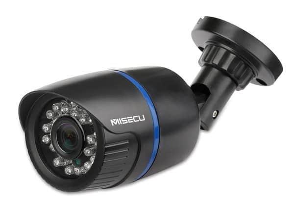 Универсальная HD-камера Misecu