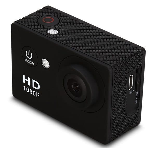 Базовая эконом-камера Geekam