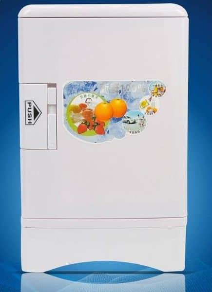 Портативный автохолодильник