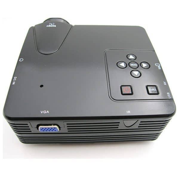 Мини-проектор Desxz H80