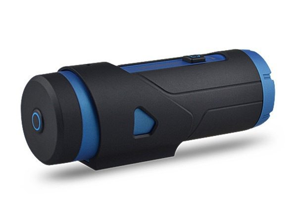 Камера в форме фонарика Warrior