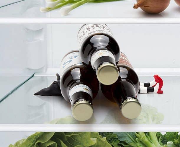 Зловещее приспособление для хранения бутылок с вином и пивом Tipsy