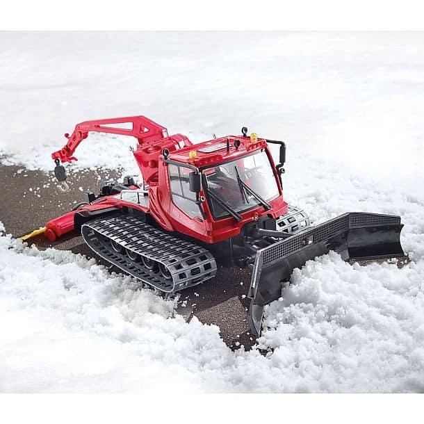Игрушечный снегоочиститель с дистанционным управлением RC Snowplow