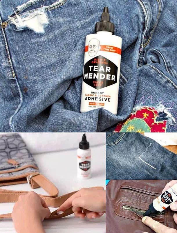 Клей для тканей Tear Mender TG-2