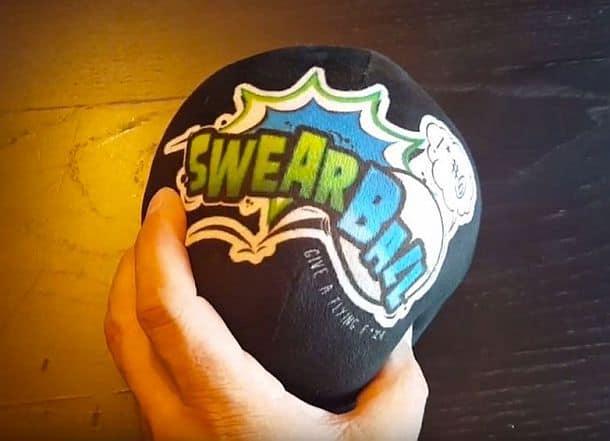 Коммуникационный мячик Swearball
