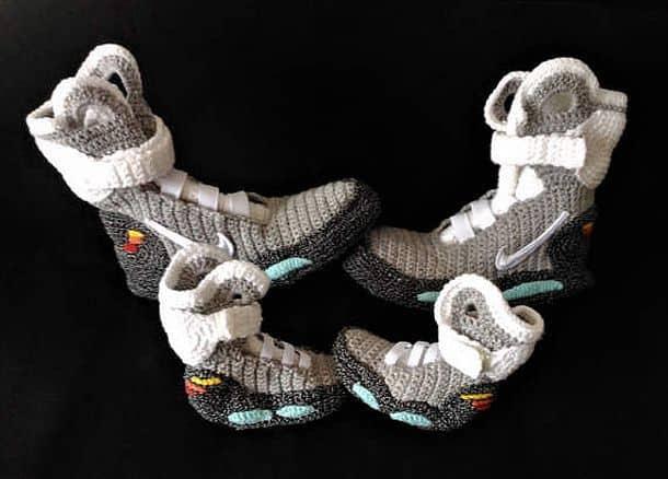 Кроссовки-пинетки из «Назад в будущее – 2»