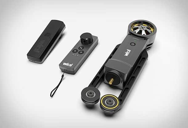 Переносная канатная система для мобильной съемки Wiral Lite