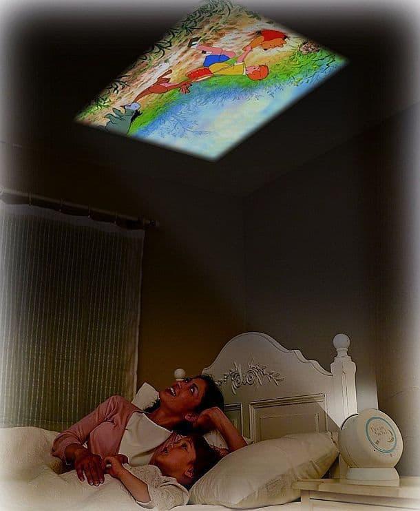 Проектор с мультфильмами от Disney и Pixar