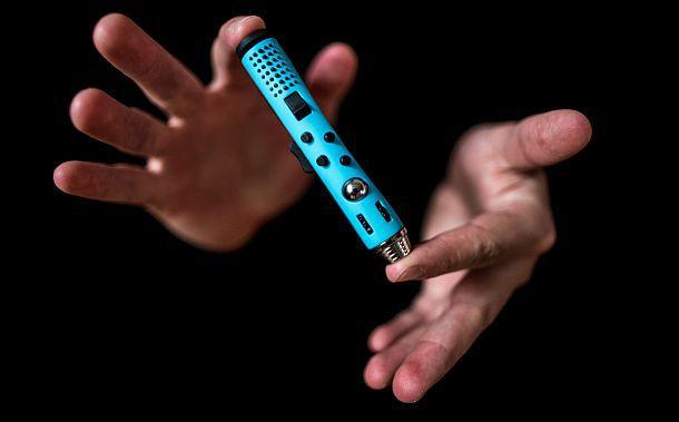 Тактильная игрушка-спиннер Fiddle Stick