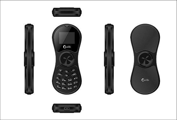 Телефон-спиннер Chilli K188