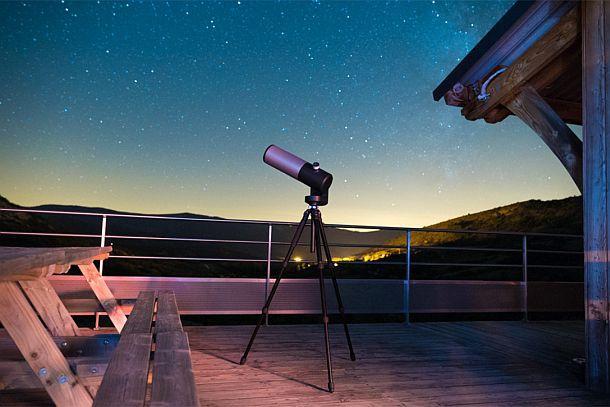 Умный телескоп Unistellar Evscope