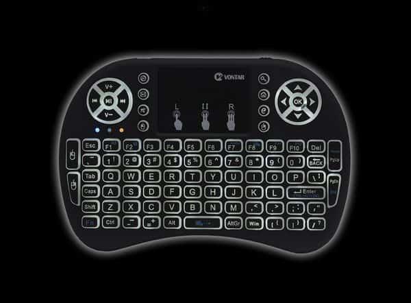 16 лучших беспроводных клавиатур для управления ТВ-боксом