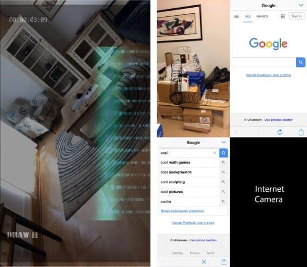 Spy Vision — набор продвинутых утилит для камеры смартфона