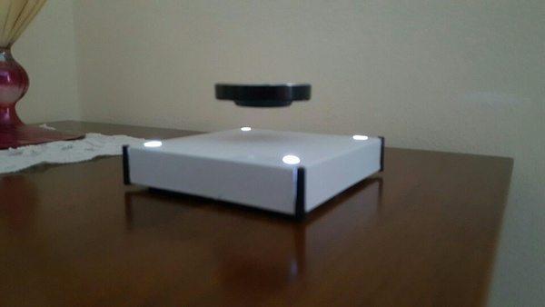 Универсальный магнитный левитрон