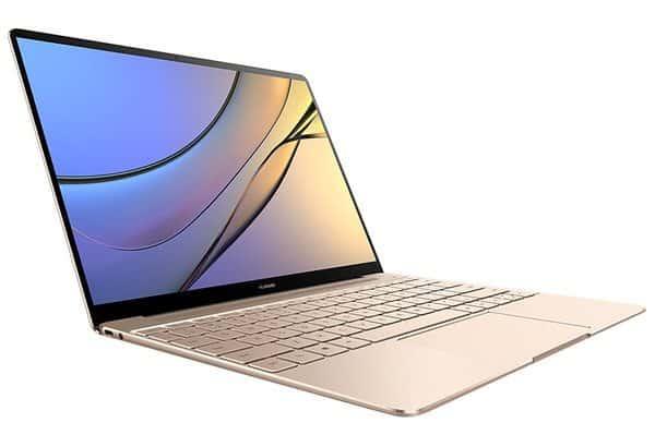 Ультратонкий ноутбук Huawei Matebook X