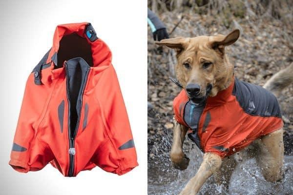 Куртка-штормовка для собак Aegis от Molosser