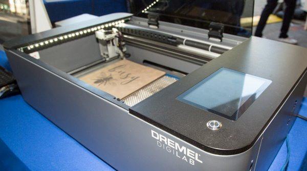 Лазерный гравировщик DigiLab от Dremel