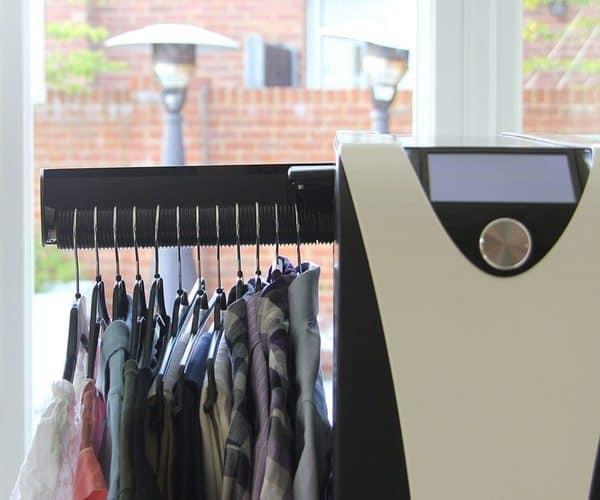 Автоматический гладильный шкаф Effie