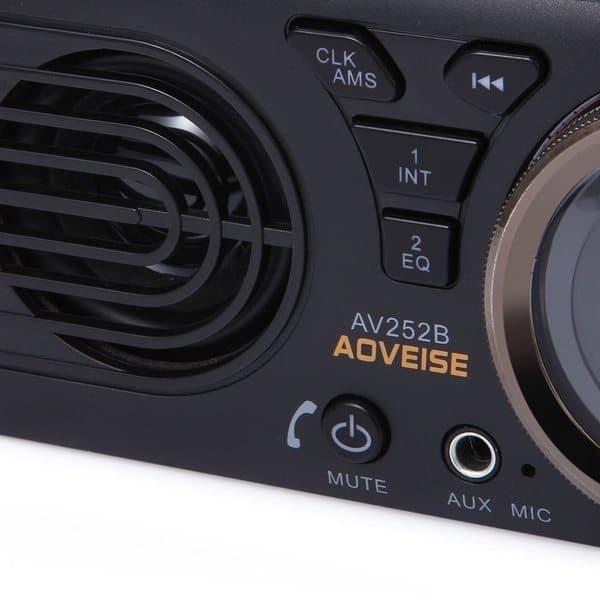 Автомобильный BT-плеер Adveise AV252B
