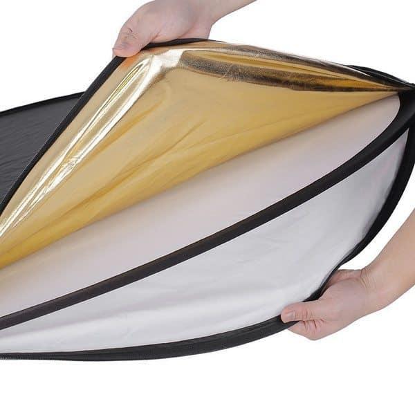 Складной рефлектор