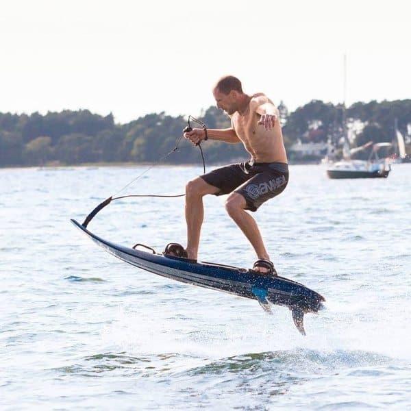 Моторизированный серфборд Mako