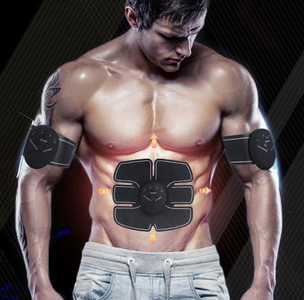 Беспроводной миостимулятор для похудения
