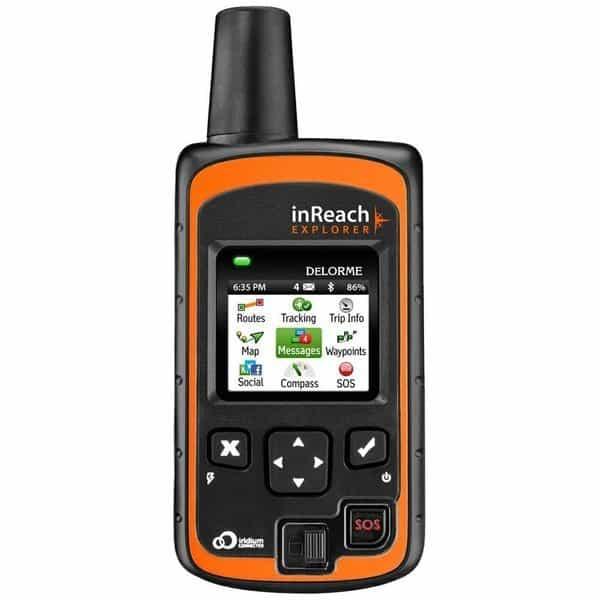 6 лучших GPS-навигаторов для туризма от Garmin