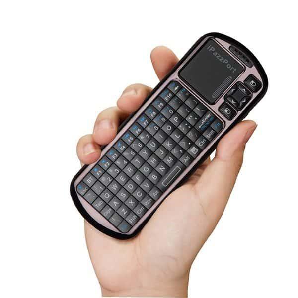 Миниатюрная BT-клавиатура iPazzPort