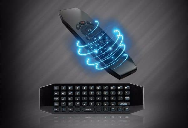 Беспроводная клавиатура с микрофоном