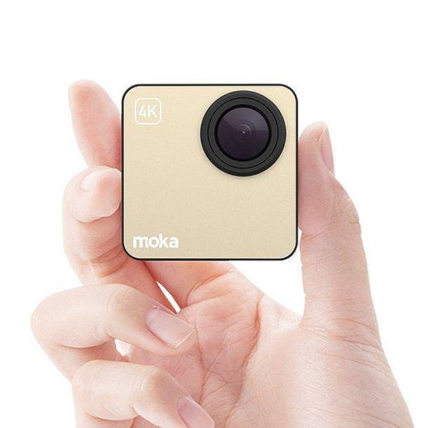 4K видеокамера MoKacam
