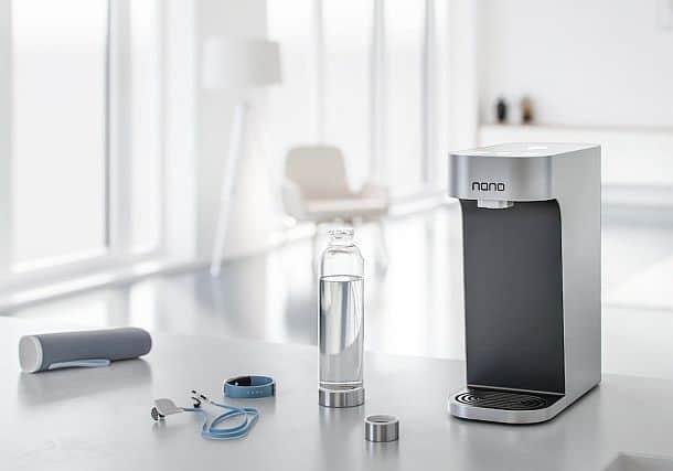 Nano – высокотехнологичный диспенсер кристально чистой воды