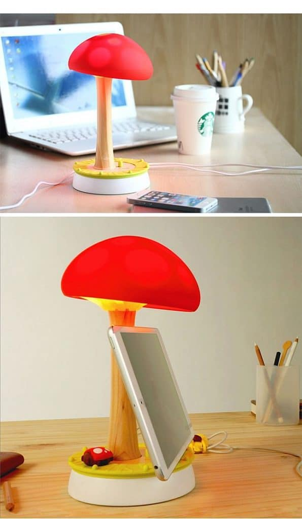 USB-зарядное устройство Vacii Mushroom