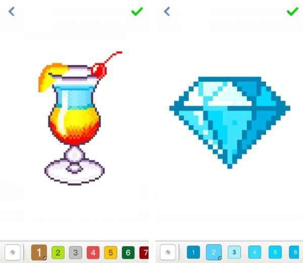 Colorbox — приложение для рисования по номерам
