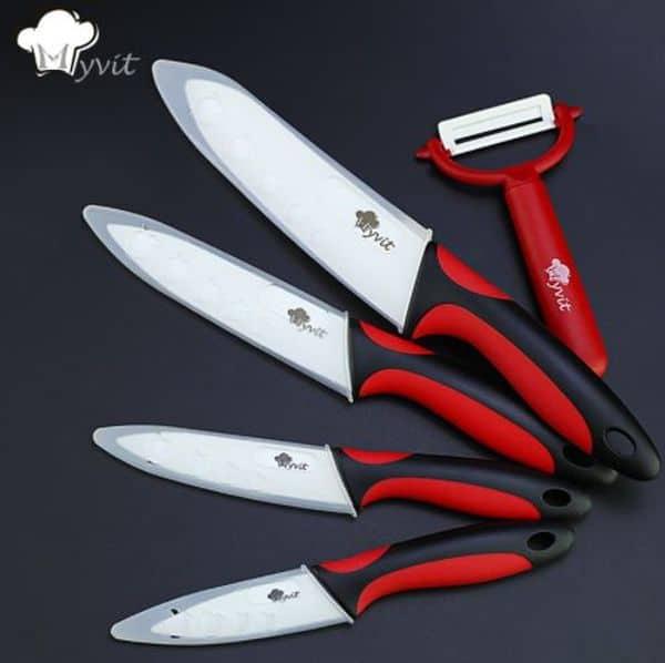 10 лучших кухонных ножей с Aliexpress 2017