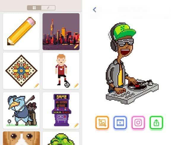 Colorbox - приложение для рисования по номерам