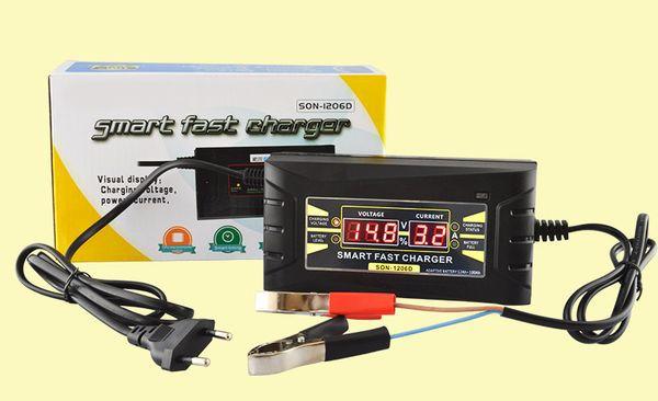 Автоматическое зарядное устройство для аккумуляторов