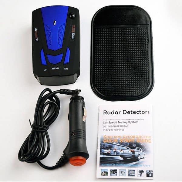 Устройство для обнаружения радаров и скоростных камер Viecar
