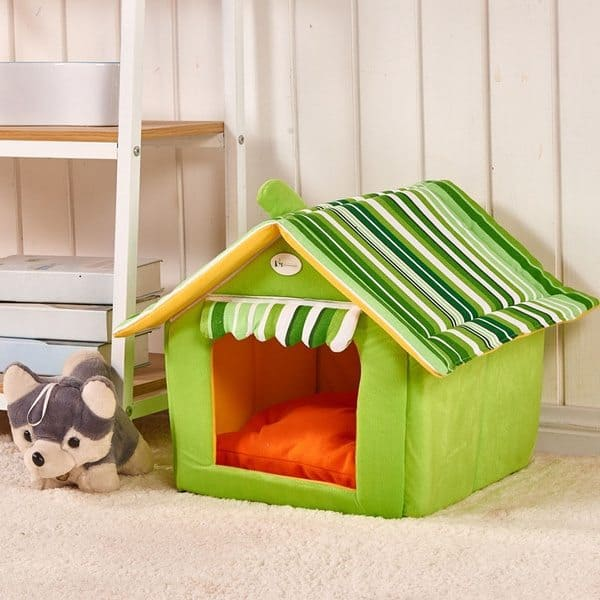 Мягкий домик для кошек и собак