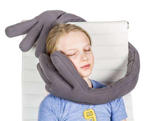 Подушка-обнимашка для сна сидя MonPere