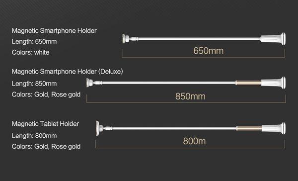 Гибкий магнитный держатель для смартфонов и планшетов