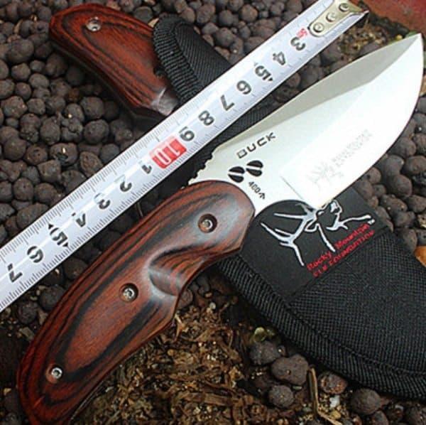 Карманный охотничий нож