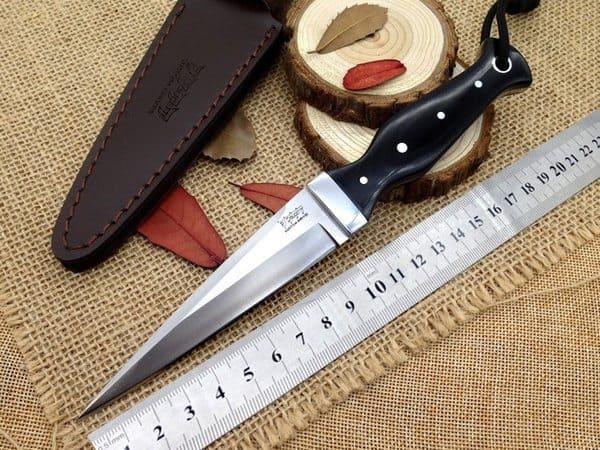 10 лучших охотничьих ножей с Aliexpress 2017