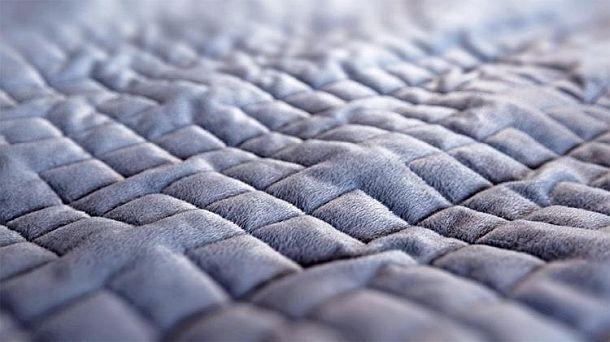Антистрессовое утяжеленное одеяло Gravity Blanket
