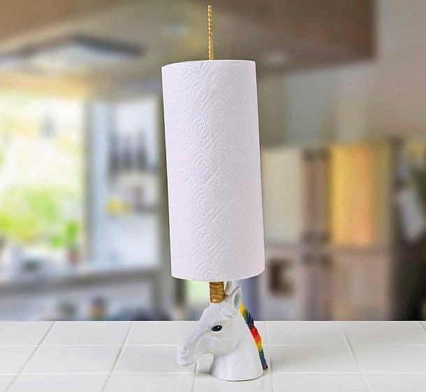 Держатель для рулонов с бумажными полотенцами Unicorn