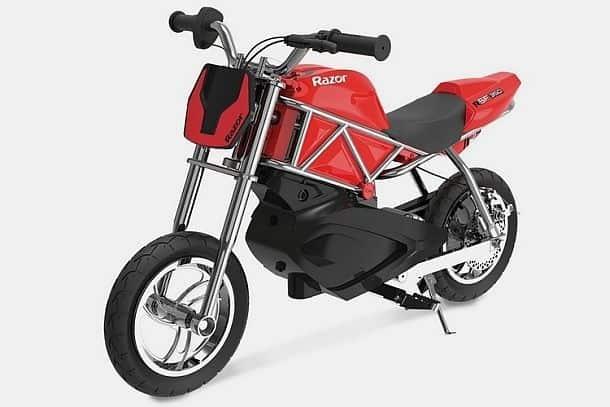 Детский электроцикл Razor RSF350