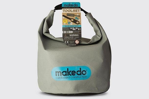 Набор Makedo для конструирования из картона