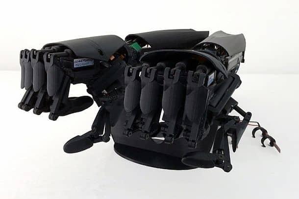 Парный ручной протез Youbionic