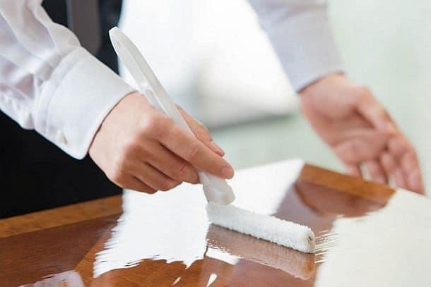 Прозрачная снимающаяся пленка Belay для защиты мебели от царапин