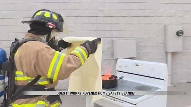 Противопожарное одеяло Kovenex
