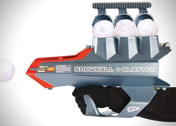 Снежкометательное орудие Arctic Force SnowBall Blaster